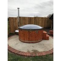 Fibreglass Hot Tub for 6/7 Persons